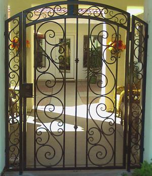 ornate wrought iron gate. view decorative wrought iron gates ornate gate
